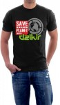 Kaos Dakwah Save Planet With Dzikir
