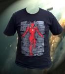 Kaos Iron Man