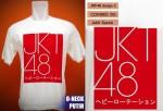 Kaos JKT48-Putih