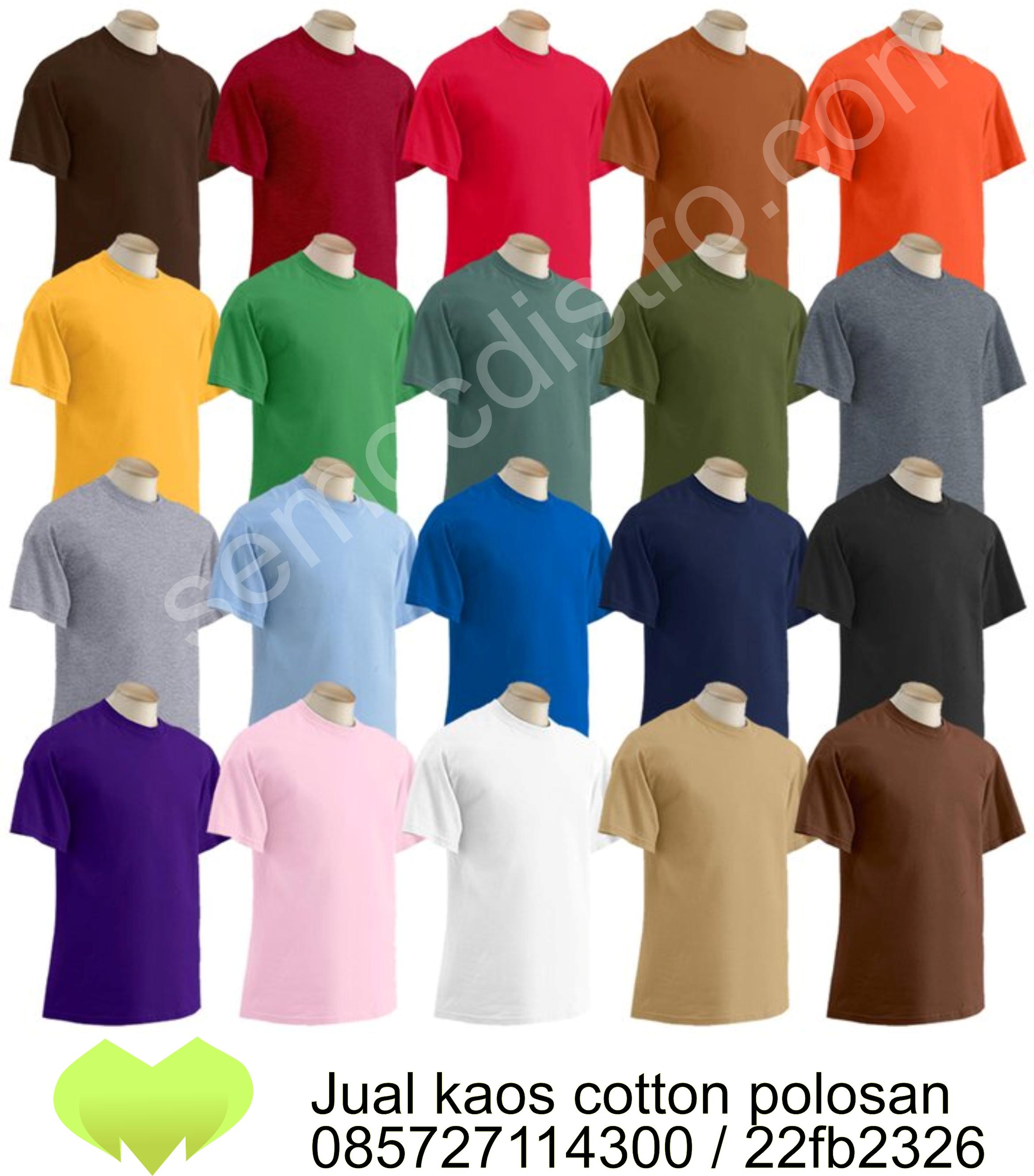 Vendor Kaos Polos Semarang  e3e01620e0