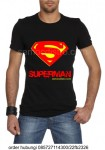Kaos Superman Original