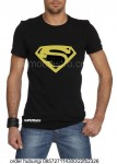 Kaos Superman Gold