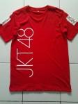 kaos JKT48 Merah