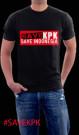Kaos SAVE KPK